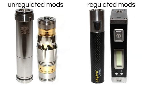 Regulated vs Unregulated