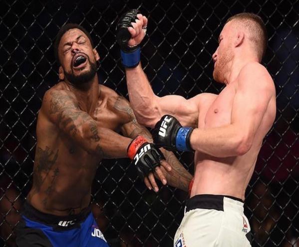 Justin Gaethje dominates his UFC debut!