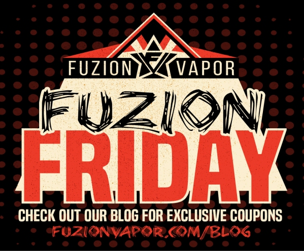 Fuzion Friday is here ladies and gentlemen!