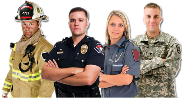 First responders photo