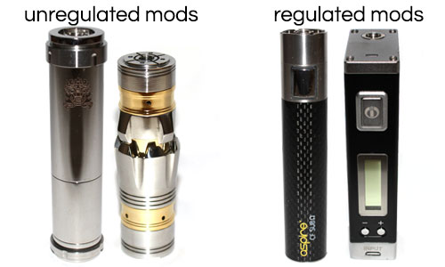Regulated vs Unregulated